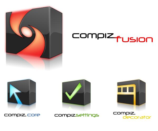 2007 08 Compiz Fusion Logos2