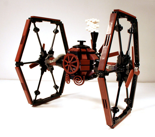 Steampunktiefighter