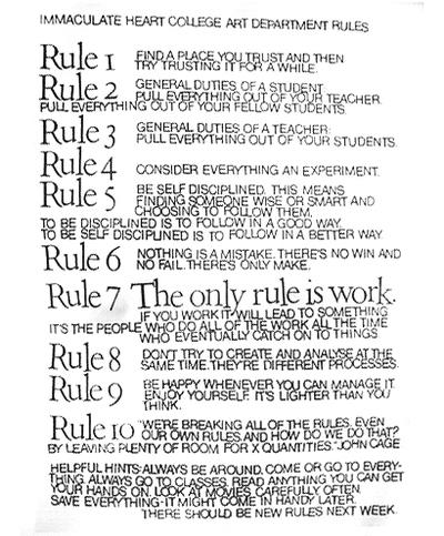 My Weblog Images 2008 01 03 Corita Rules