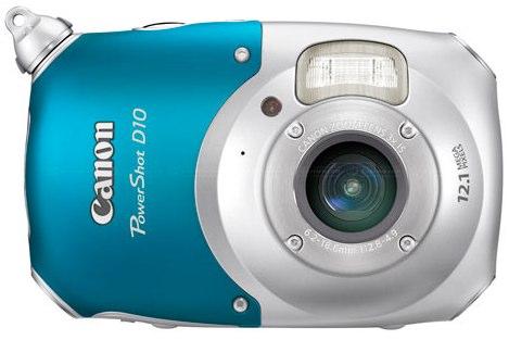 Canonpowershotd10