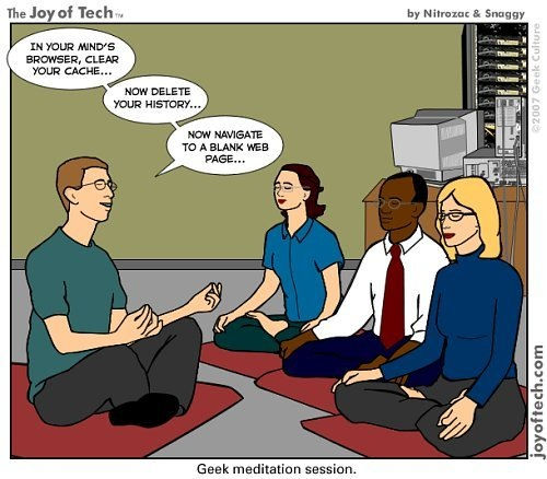 GeekMeditationSession
