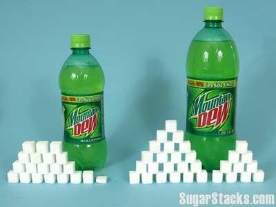 Mmm... sugar.